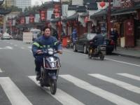 上海の原付