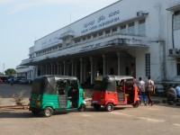 スリランカのスリーウィーラー