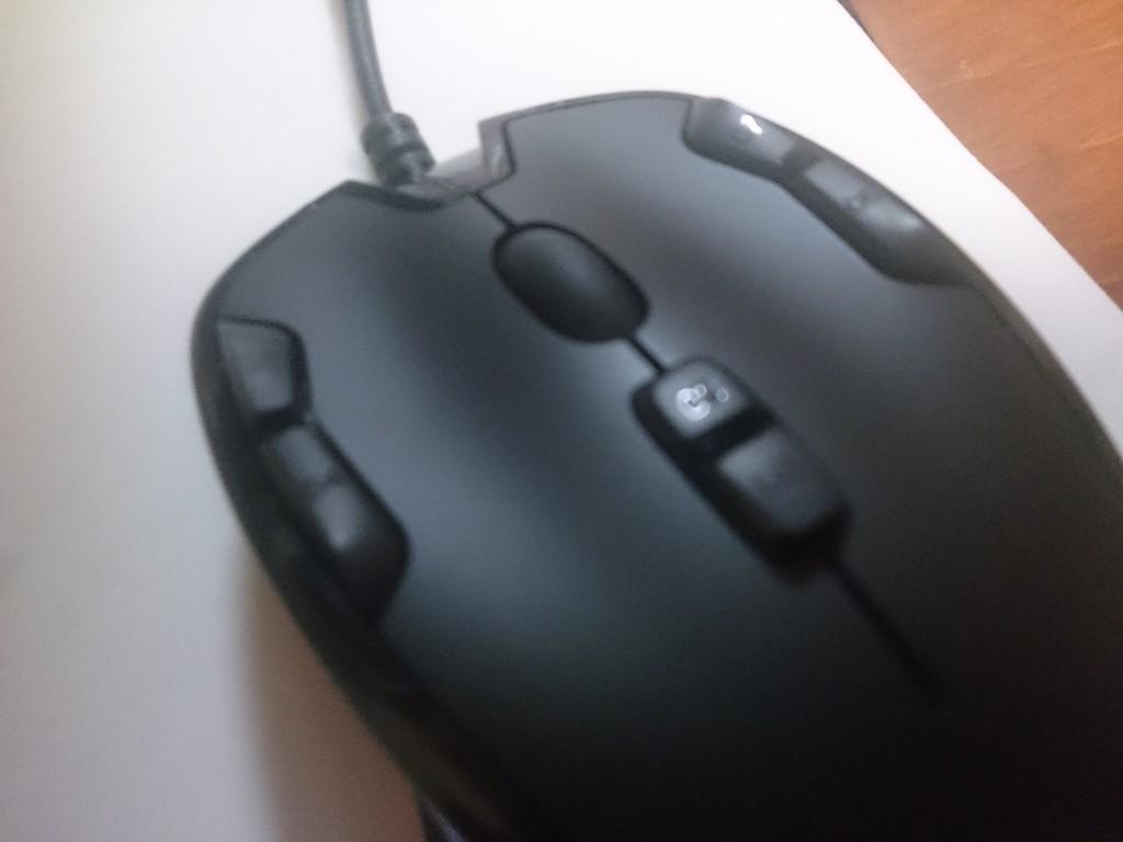 9ボタンゲーミングマウス G300-s