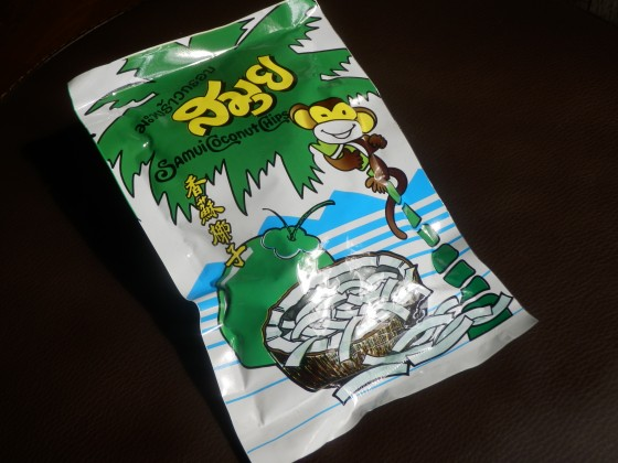 Camui Coconut Chips